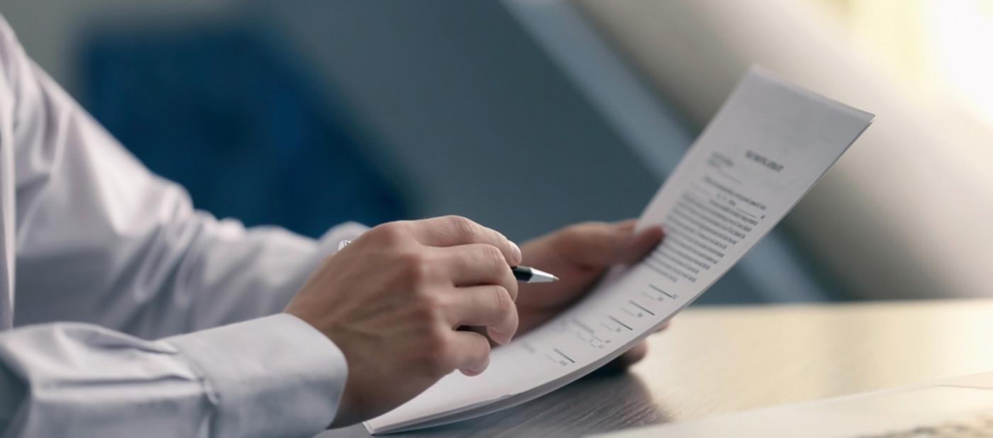 Procurement & Supply Chain CV Template