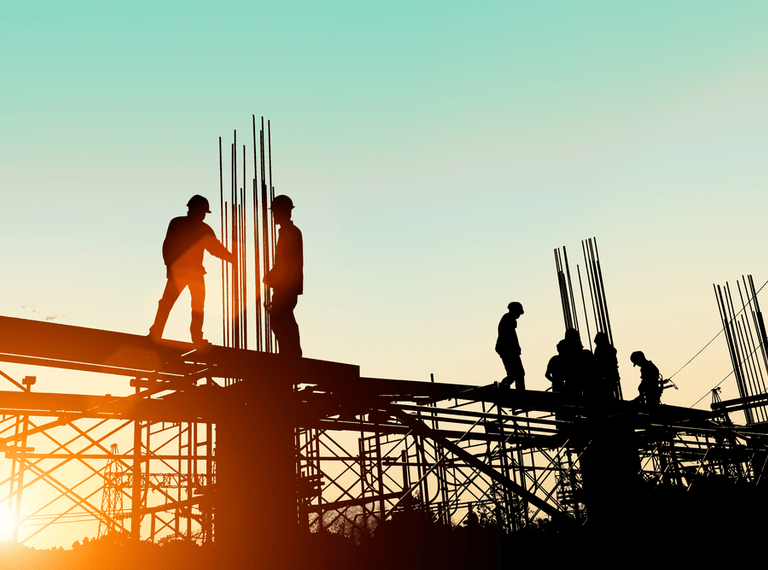 The five most lucrative roles within property and construction square/mobile