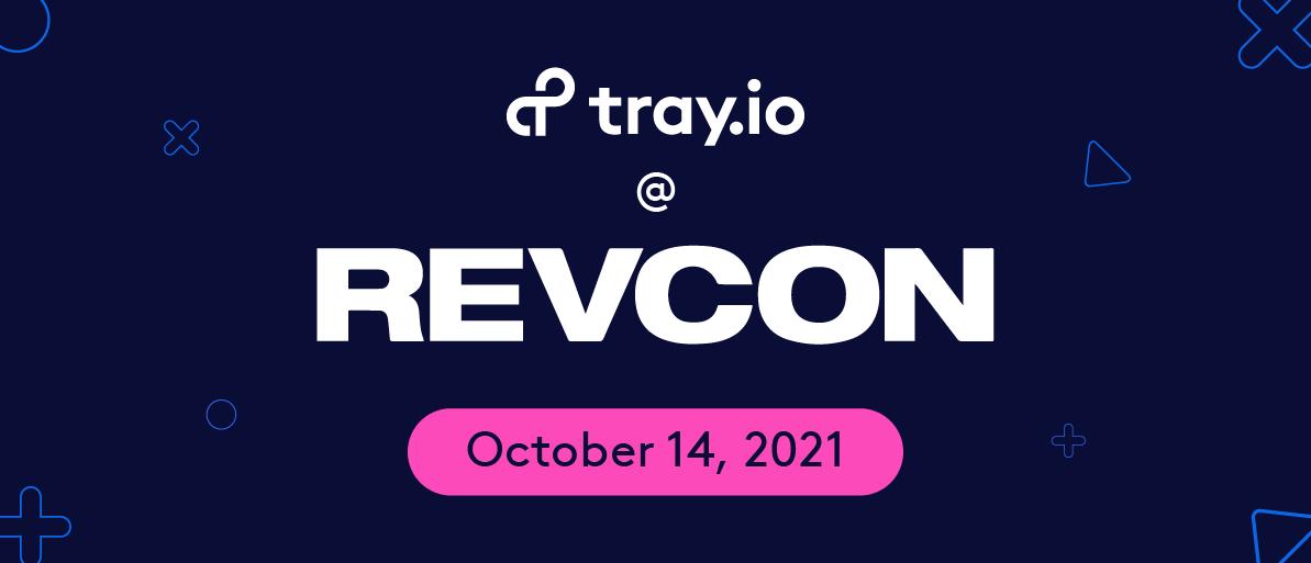 RevCon event tile