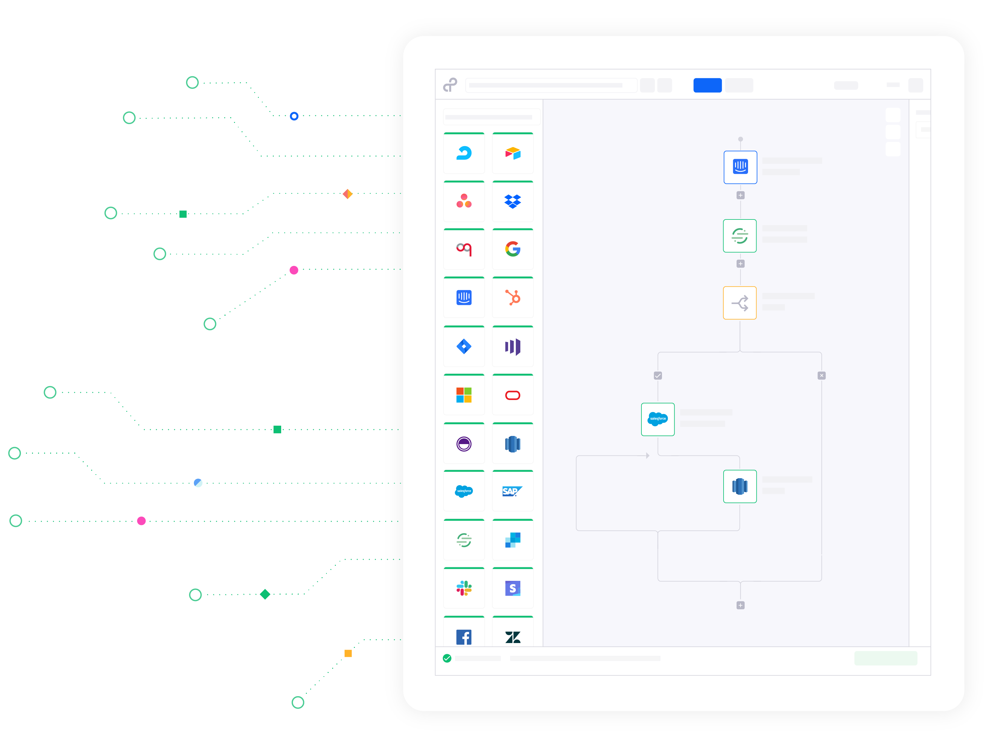 enterprise solutions to integrate and automate api from Tray.io