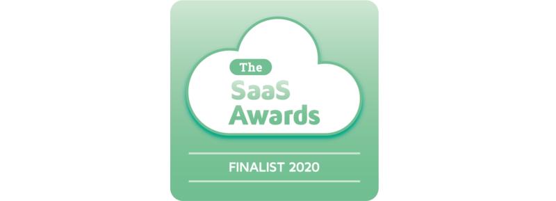SaaS Awards 2020 Finalist