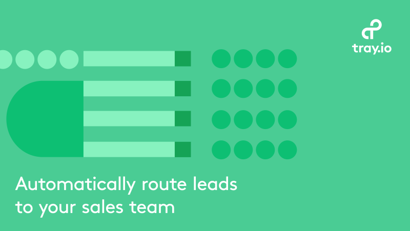 Automatically route leads@2x