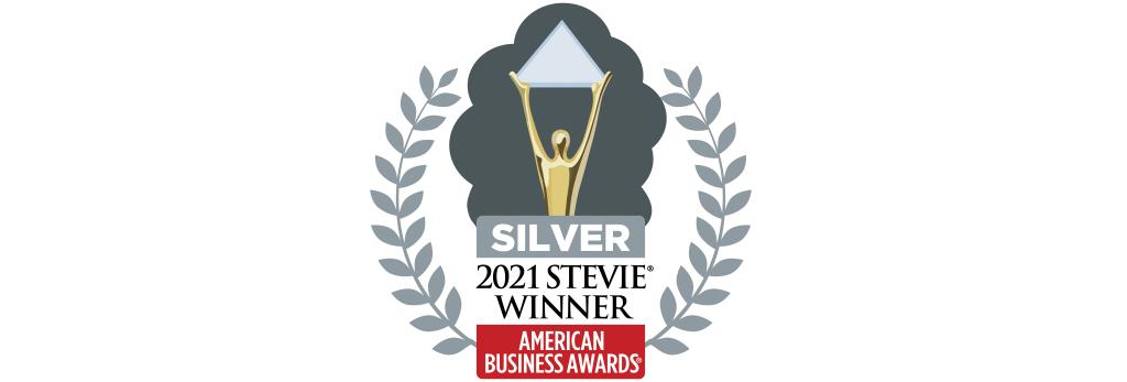 ABA Stevie Awards 2021: Silver Stevie for Integration Solution