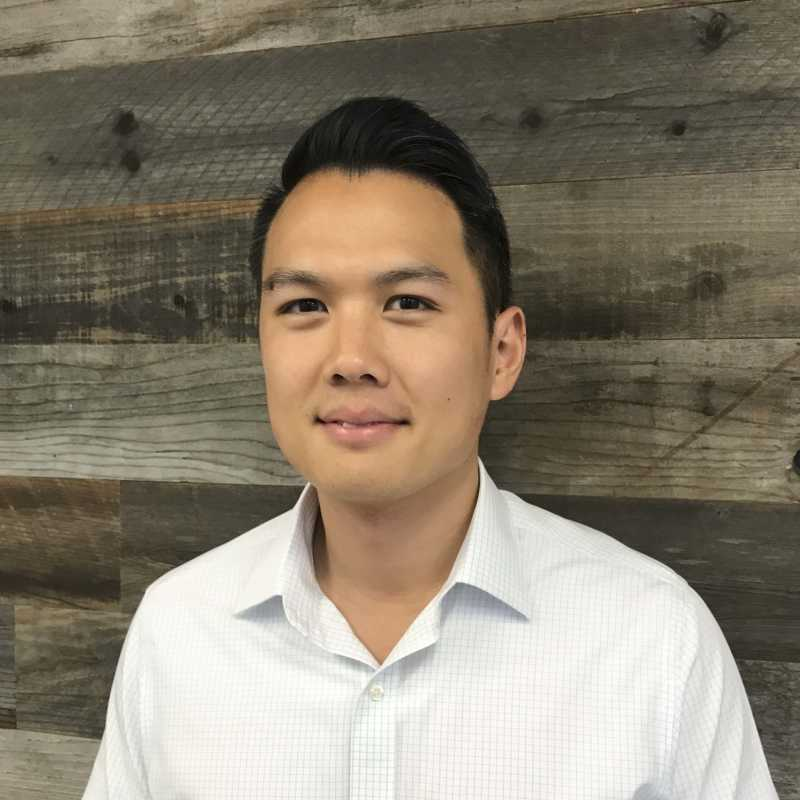 Thomas Wang, Sales Engineer with Tray.io