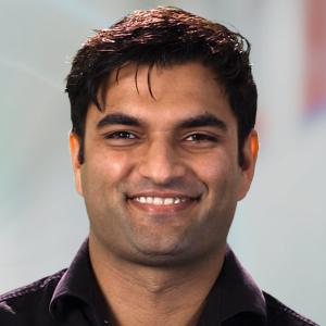 Karan Singh headshot
