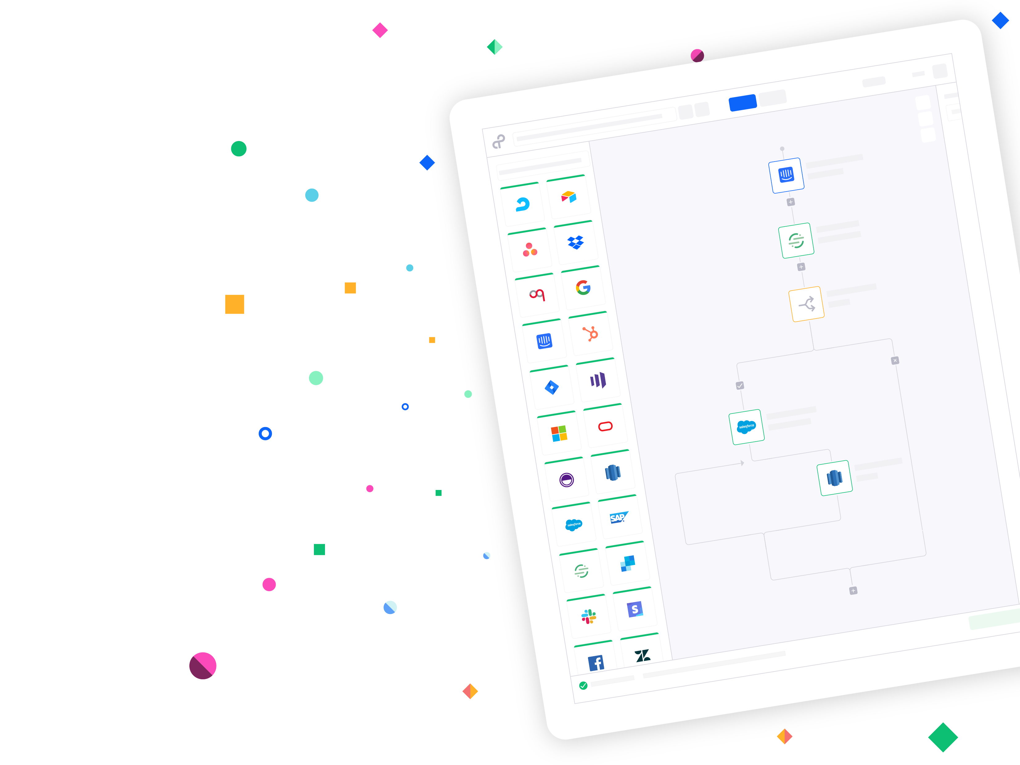 own your processes with tray.io