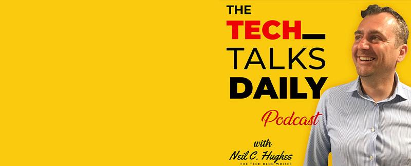 Tech Talks Daily podcast logo
