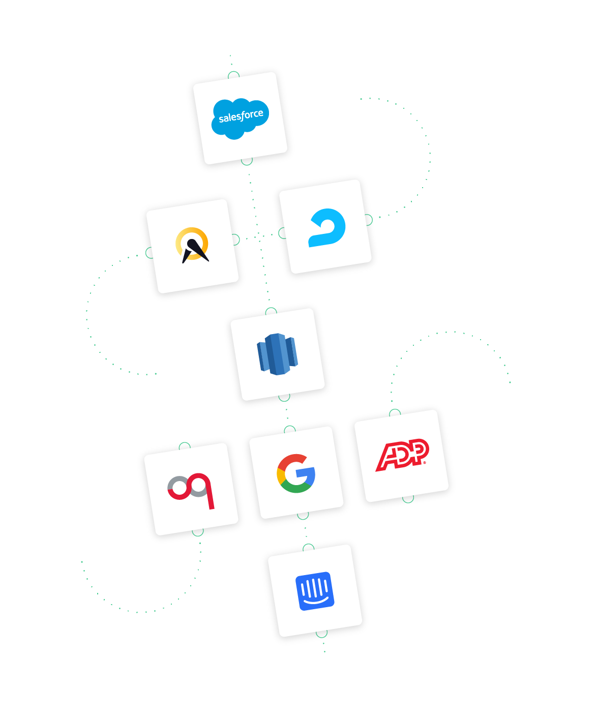 With Tray you can connect your cloud stack