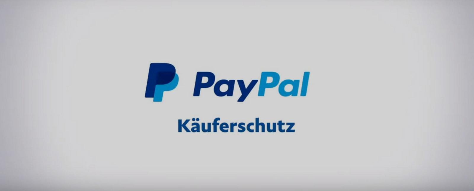 privatkauf paypal käuferschutz