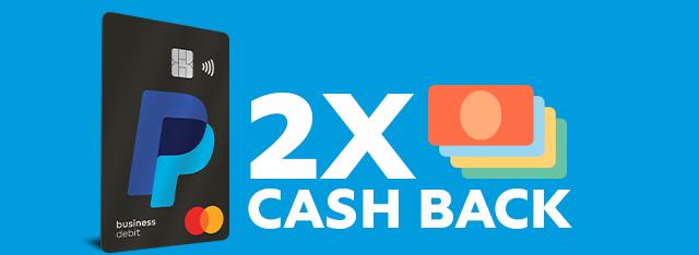 2X Cash Back