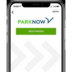 Registrieren mit PayPal