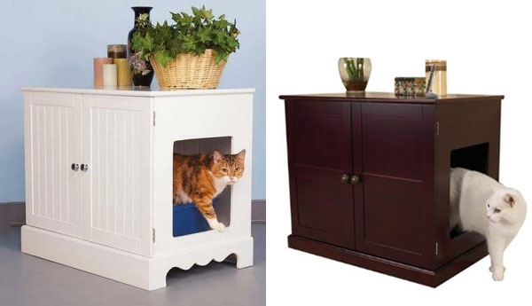 litter boxes you'll both love