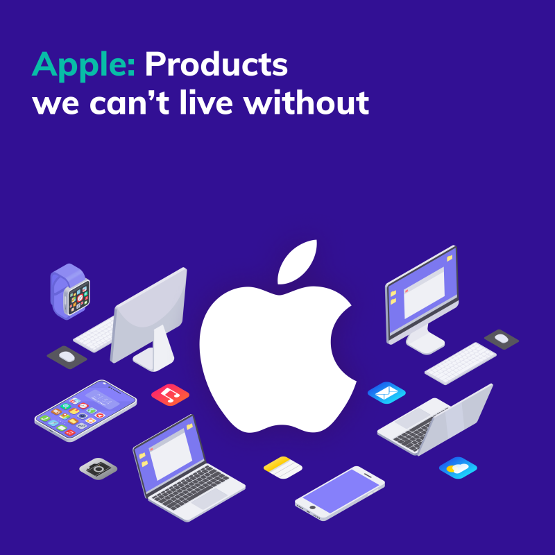 Apple Brand Recognition