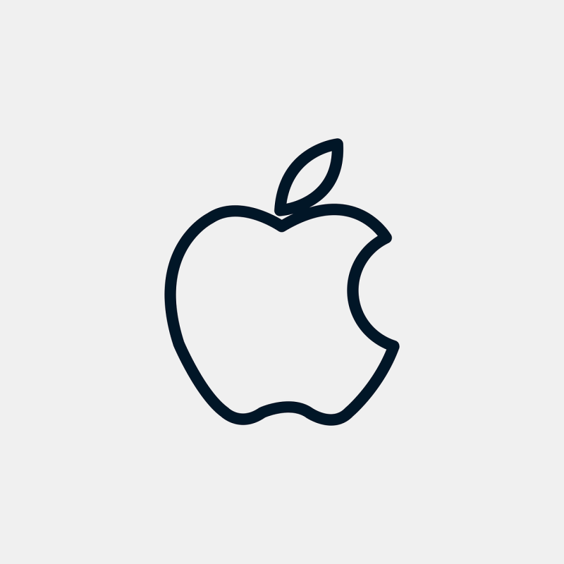 Apple Brand Logo