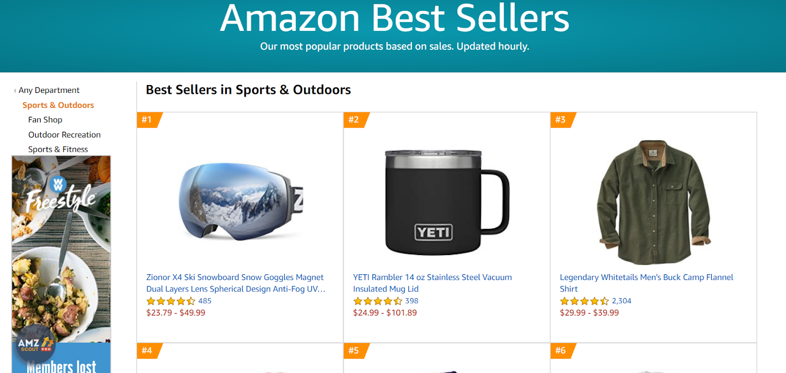 Sell on Amazon Screenshot 4