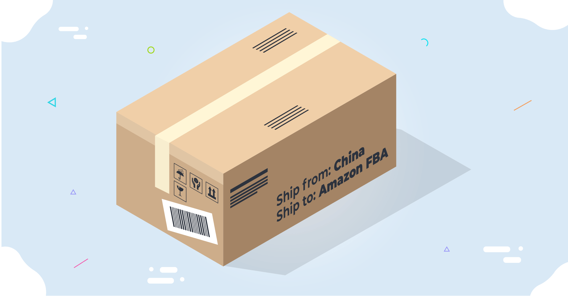 how to ship to amazon  Shipping Labels