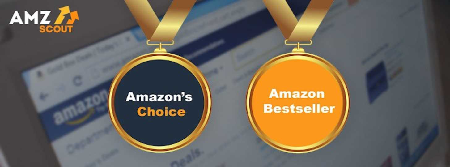 Amazon Choice Badge 0