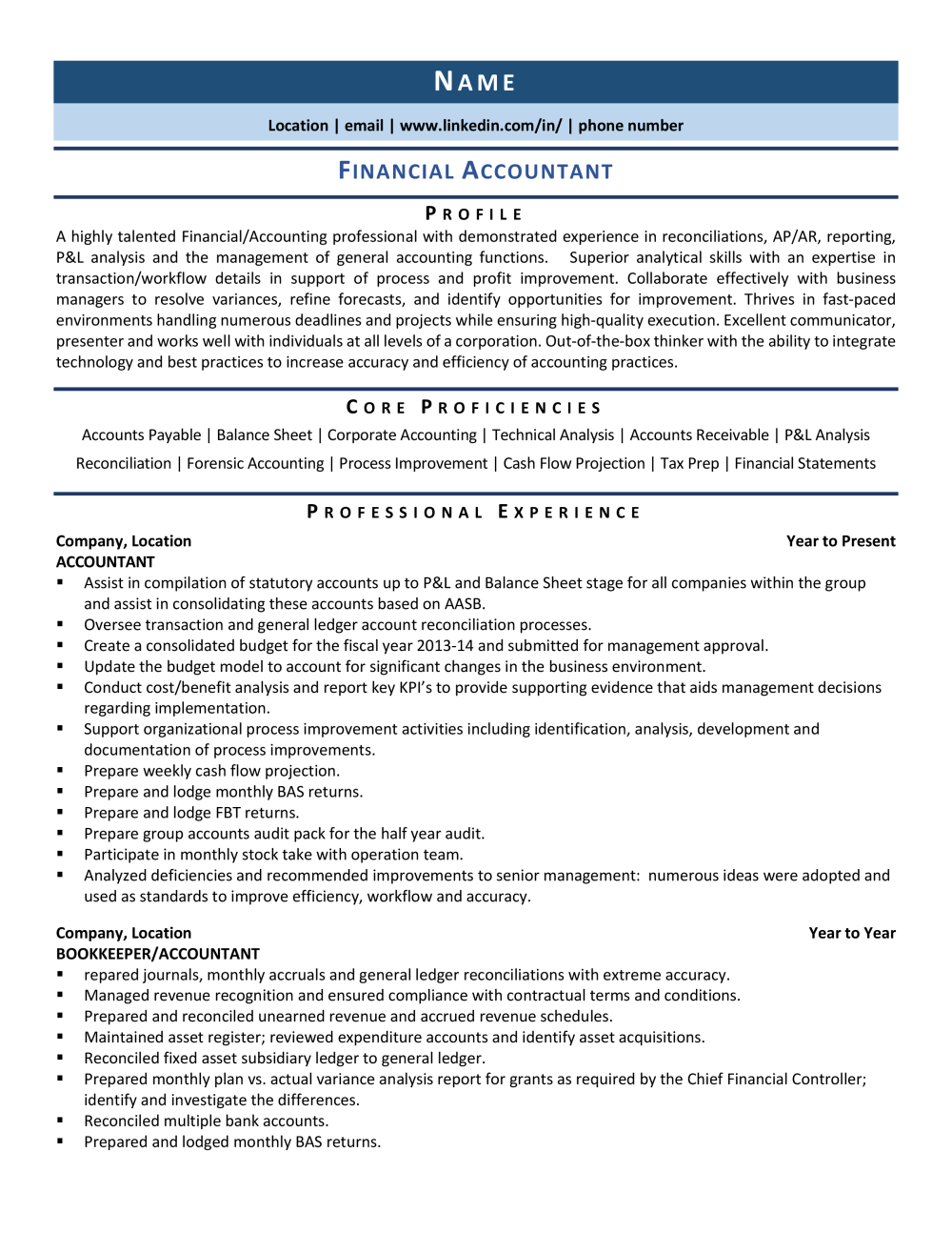 Financial accountant resume sample american fast food in china essay full auth3 filmbay yo12i aj html