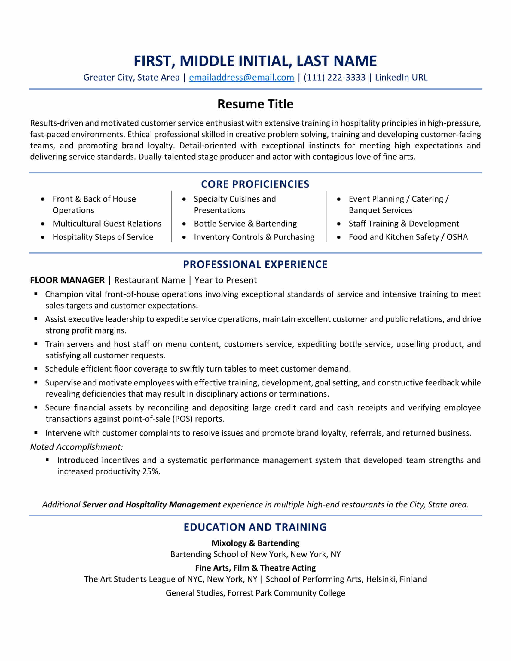 Resume writing over 50 professional biography writing service