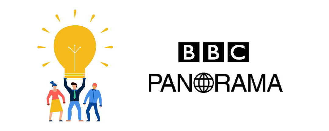Header for BBC Panorama Article