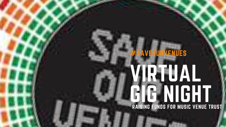 MVT Virtual Gig Night Feat. SPQR, Lindsay Munroe and Sad Boys Club
