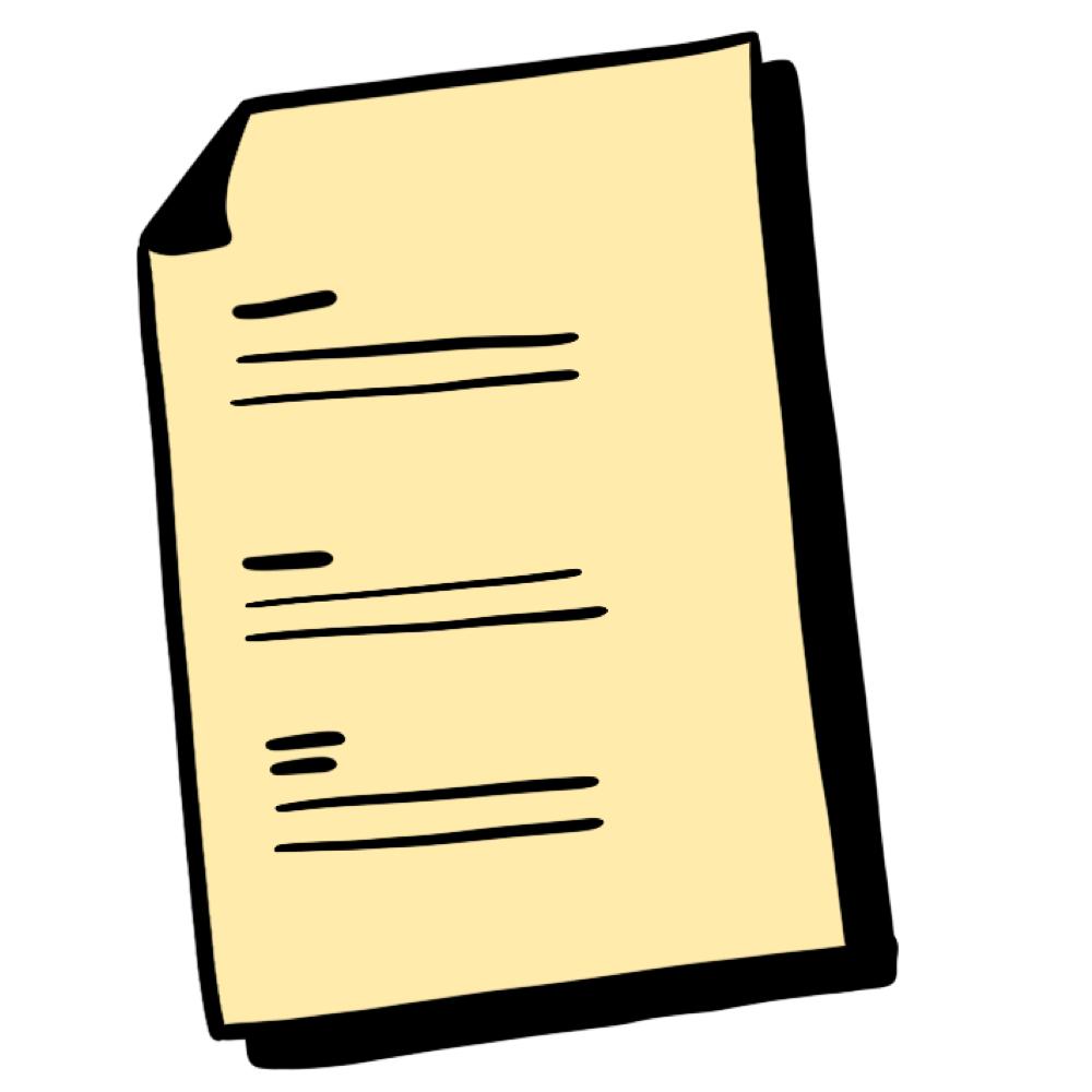 Illustration: Klare Bedingungen dank Pflegevertrag