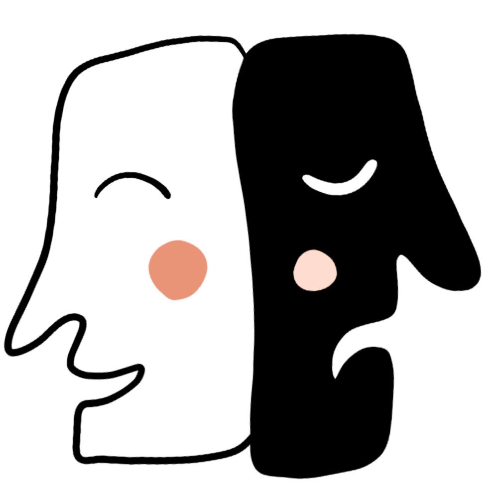 Illustration: Ein Familienmitglied pflegen