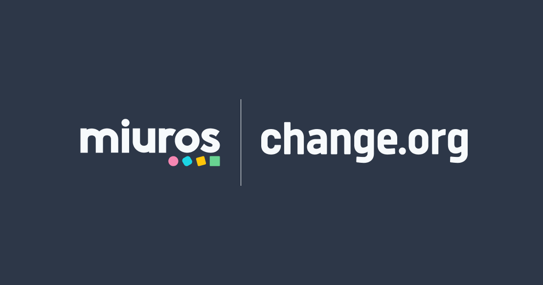 How Change.org Uses Miuros to Extract Unique Insights