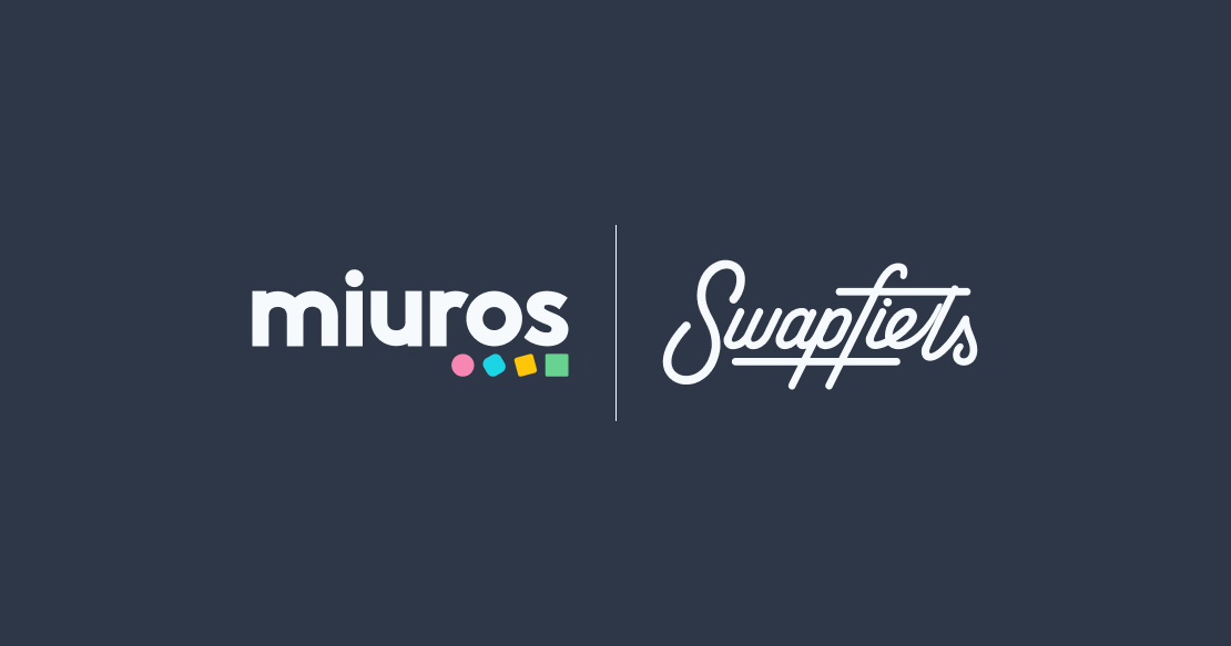 Swapfiets Steer Their Growth with Miuros