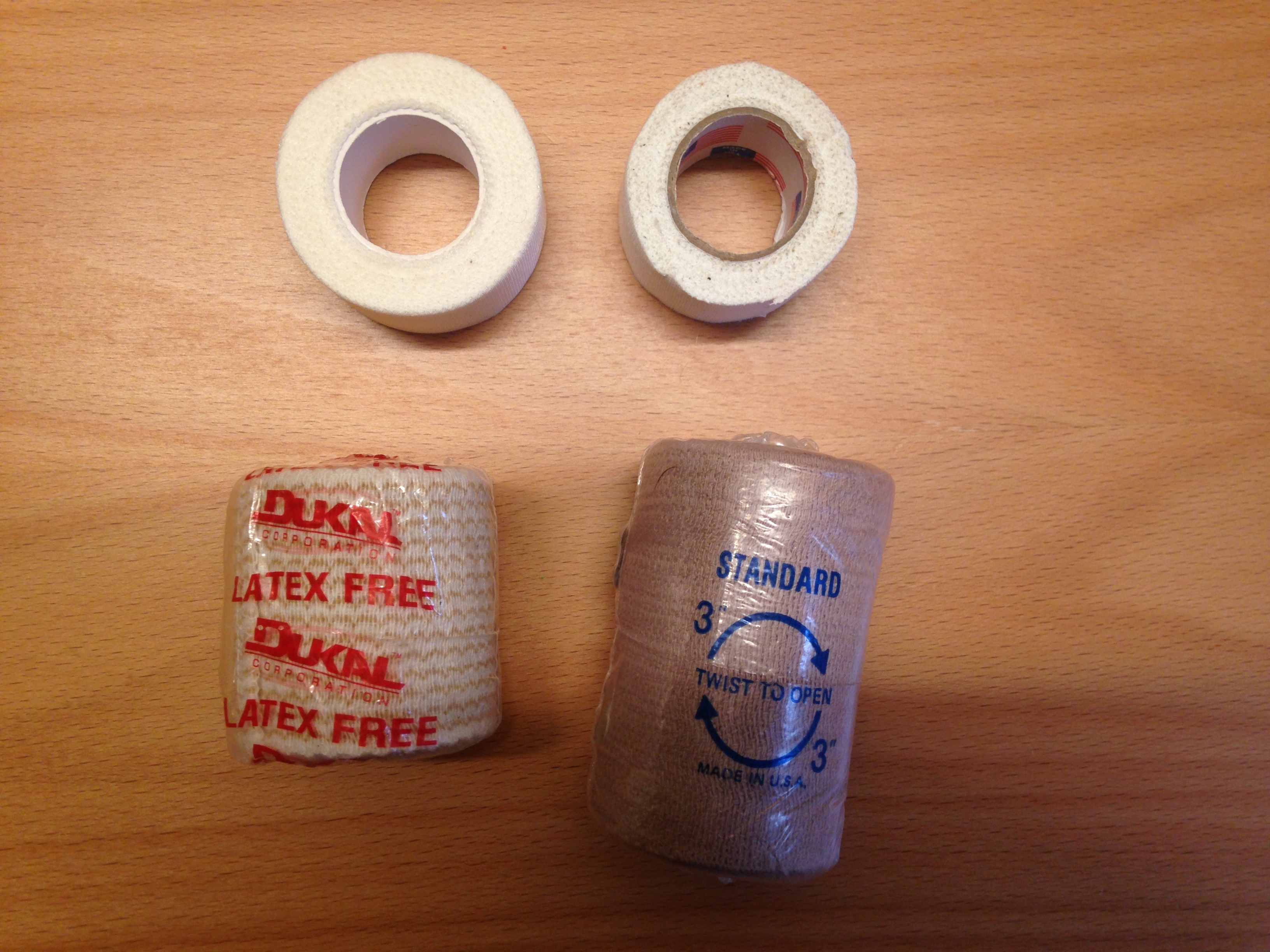 Medical Tape And Wraps
