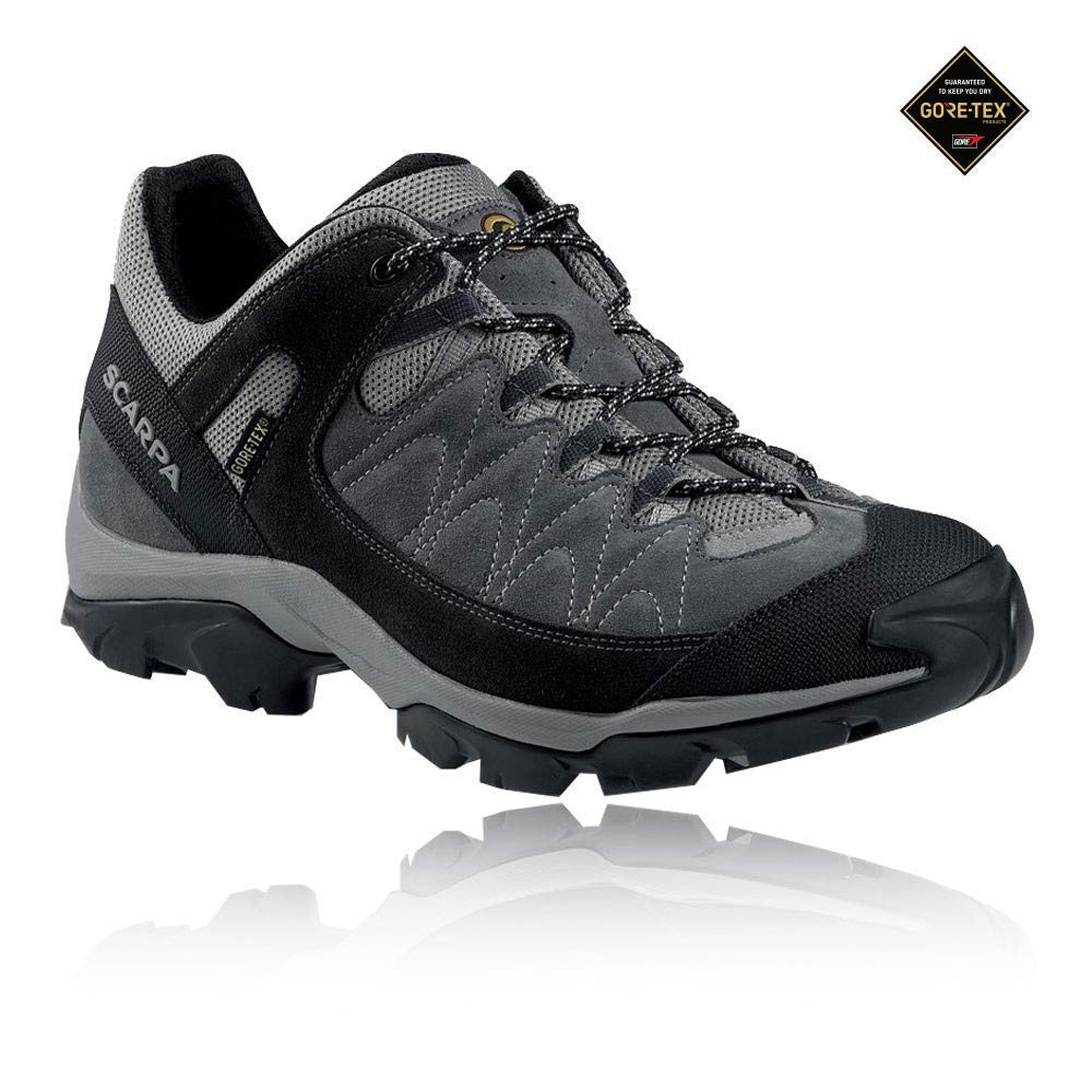 Scarpa Vortex Xcr Gore Tex Approach Shoes In Grey