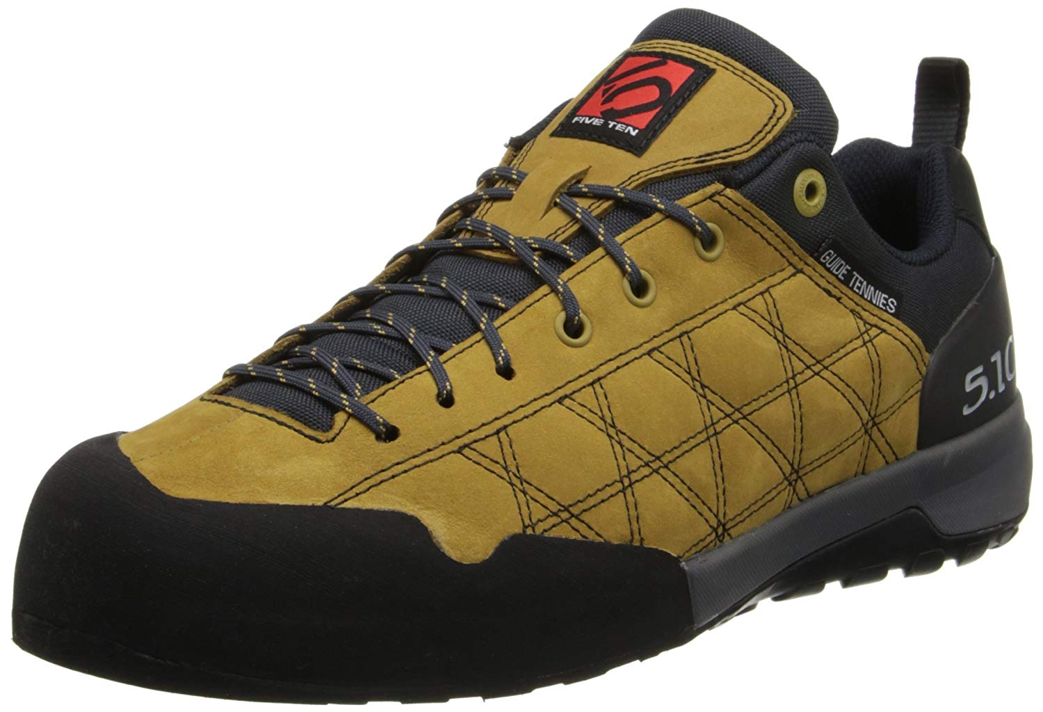 Five Ten Mens Guide Tennie Approach Shoes In Yellow