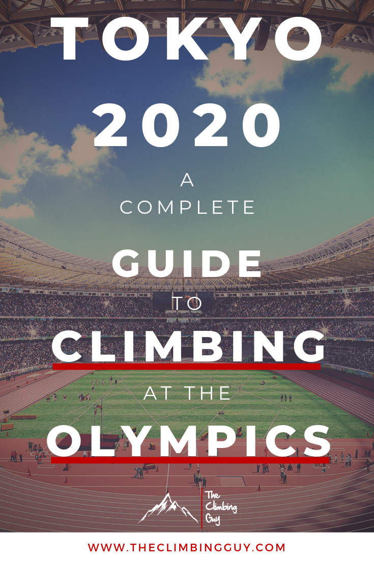 Tokyo 2020 A Complete Guide To Climbing At The Olympics