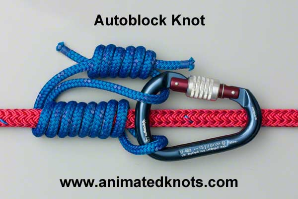Autoblock Knot