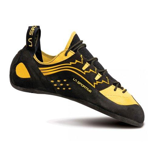 La Sportiva Katana Laces Yellow Climbing Shoes