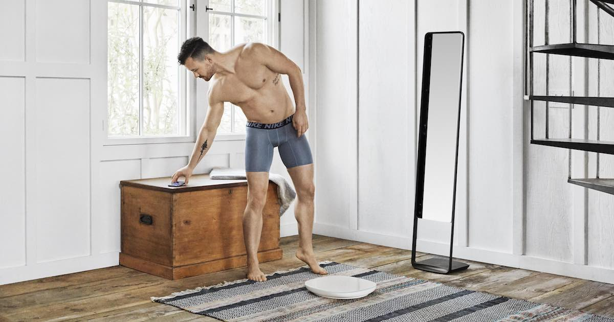 Naked – The World's First Home Body Scanner
