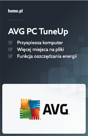 AVG PC Tuneup - program do optymalizacji systemu Windows