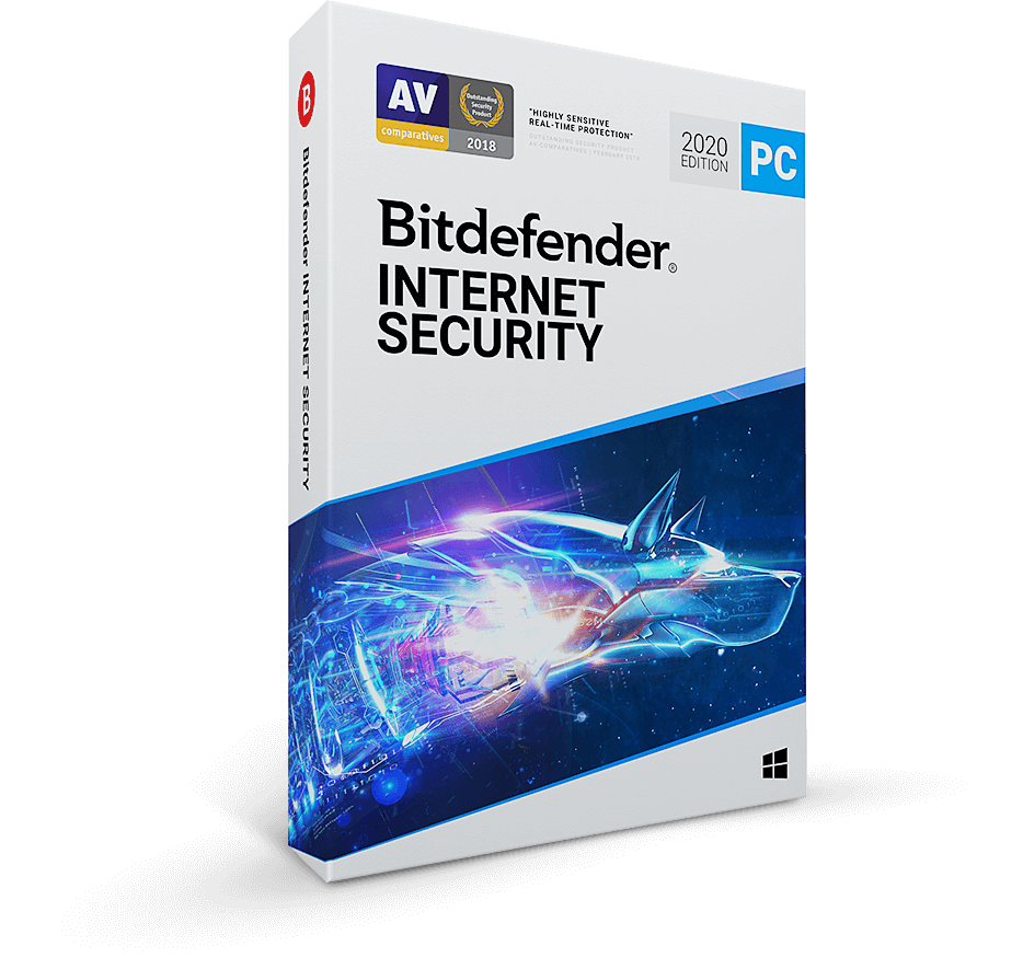 Bitdefender Internet Security BOX