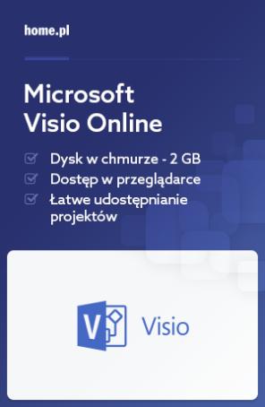 Microsoft Visio Online - łatwy sposób na profesjonalne