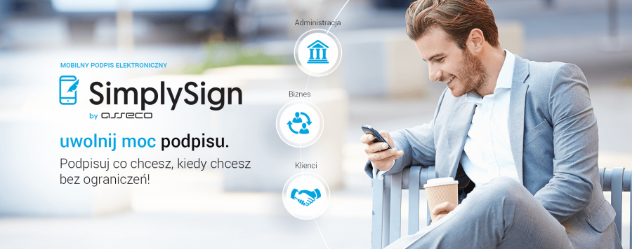 SimplySign Asseco banner