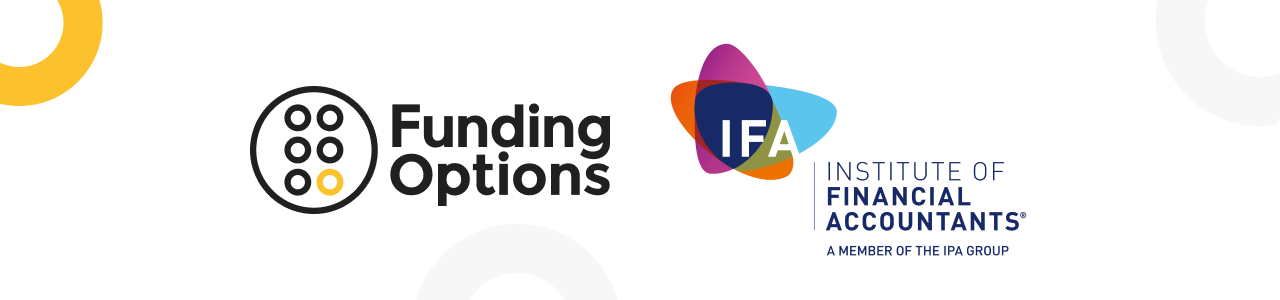 Funding Options teams up with the Institute of Financial Accountants to help SMEs on their road to financial recovery