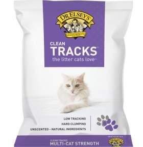 Dr. Elsey Clean Tracking Litter