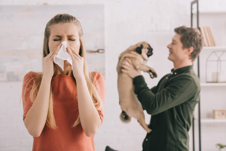 How Not To Die When You're Allergic To Your Own Pets