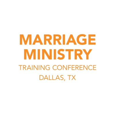 Marriage ministry dallas white 400x400
