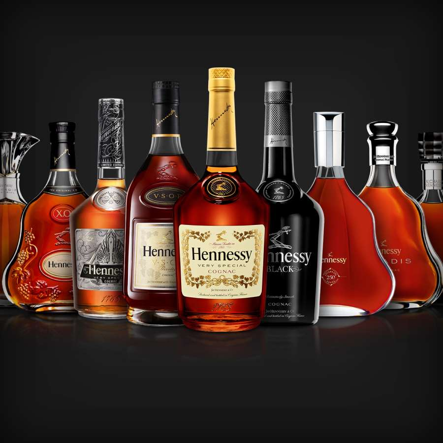 Hennessy Dark Image