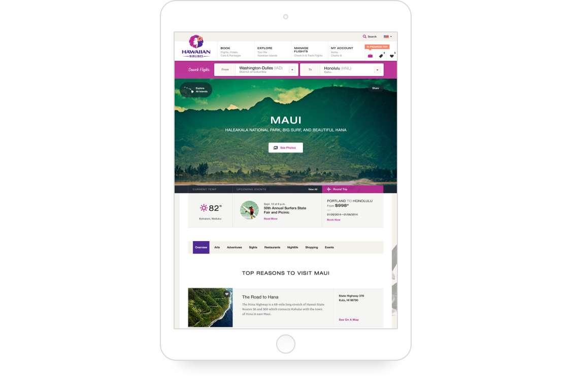 Island App Screen 01