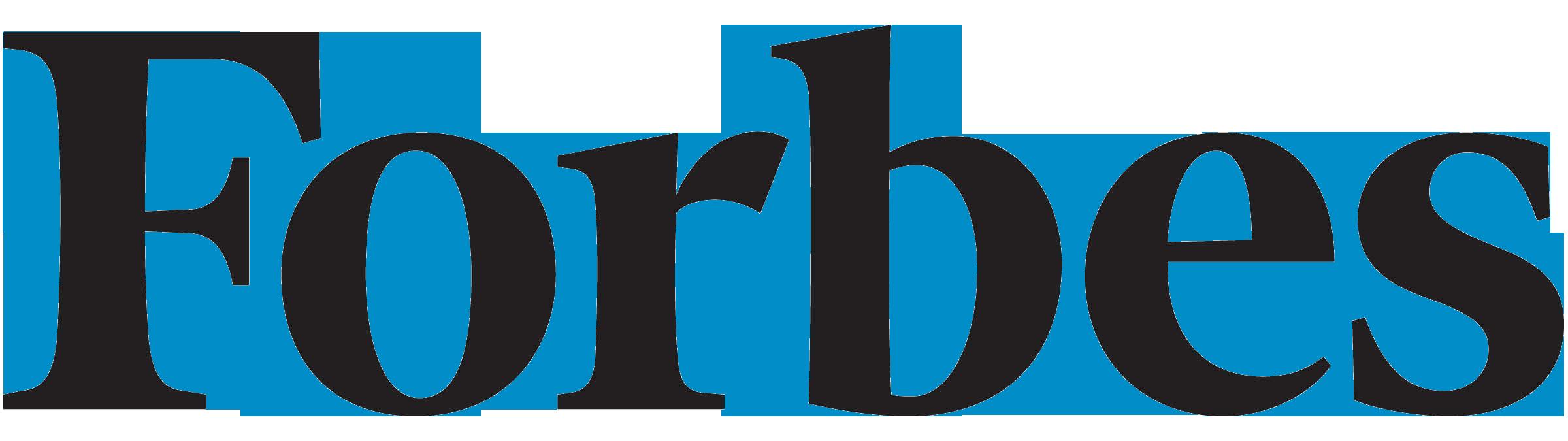 forbes logo blk