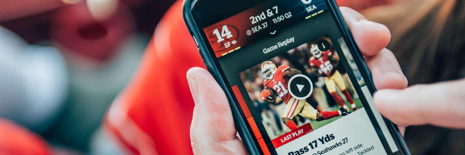 49ers Levi's Stadium - Detail Masthead Image