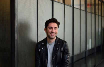 Jack bedwani smiling zkipster interview