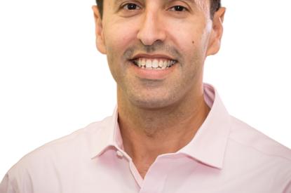 David Berkowitz headshot